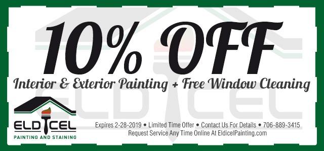 ellijay painting contractor specials