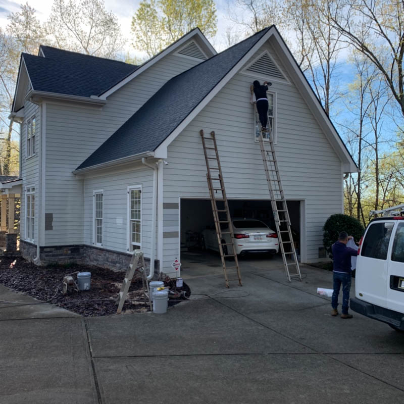 Exterior painting in Dawsonville, GA - Painting Contractor