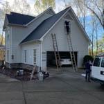 Exterior Staining Job in Ellijay Ga