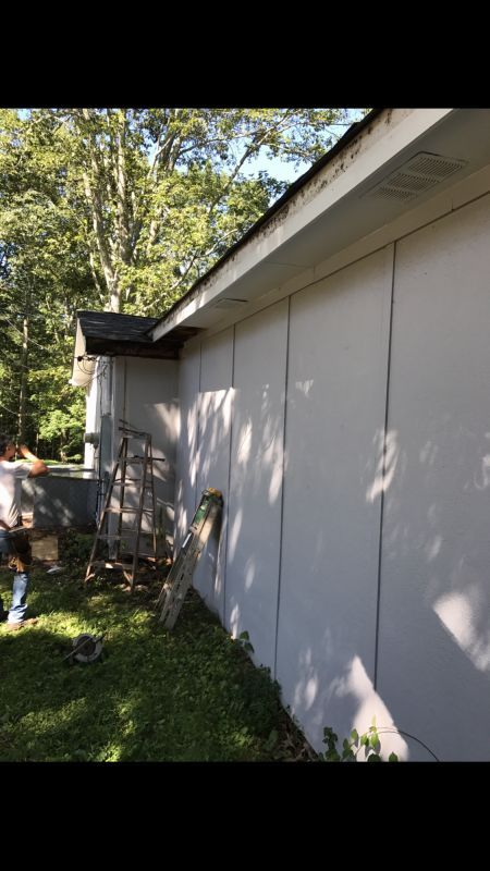 Exterior Painting Job In Chattanooga Tn Painting