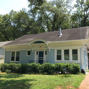 Exterior Painting Job in Atlanta Ga