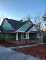 Exterior Stained Home in Jasper