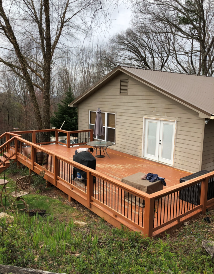 Exterior Painting Gallery in Ellijay, GA