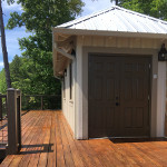Exterior Repaint Shed